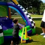Inflatable Baseball Game(kid)