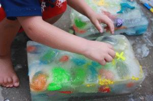 Ice-treasure-summer-activity-party-favor-idea