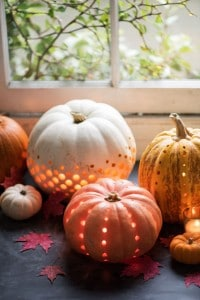 pumpkin lantern diy