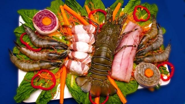 lobster summer food