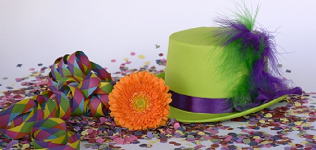 carnival party hats