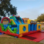 inflatable obstacle course rental adrenaline rush