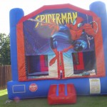 spider-man bounce house