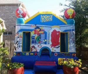 Looney Tunes Bounce House