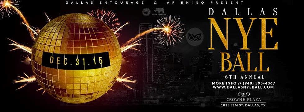 new years eve plans dallas tx