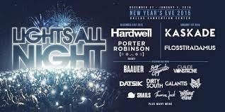 lights all night nye dallas 2015