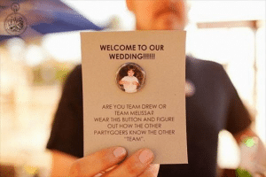 pick-your-side-guest-button-wedding-reception