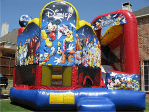 Inflatable-bounce-house-jumpcity-dallas