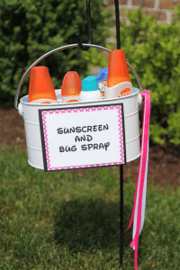 sunscreen-station-for-backyard-bbq-party