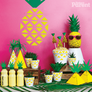 pineapple-party-theme-idea