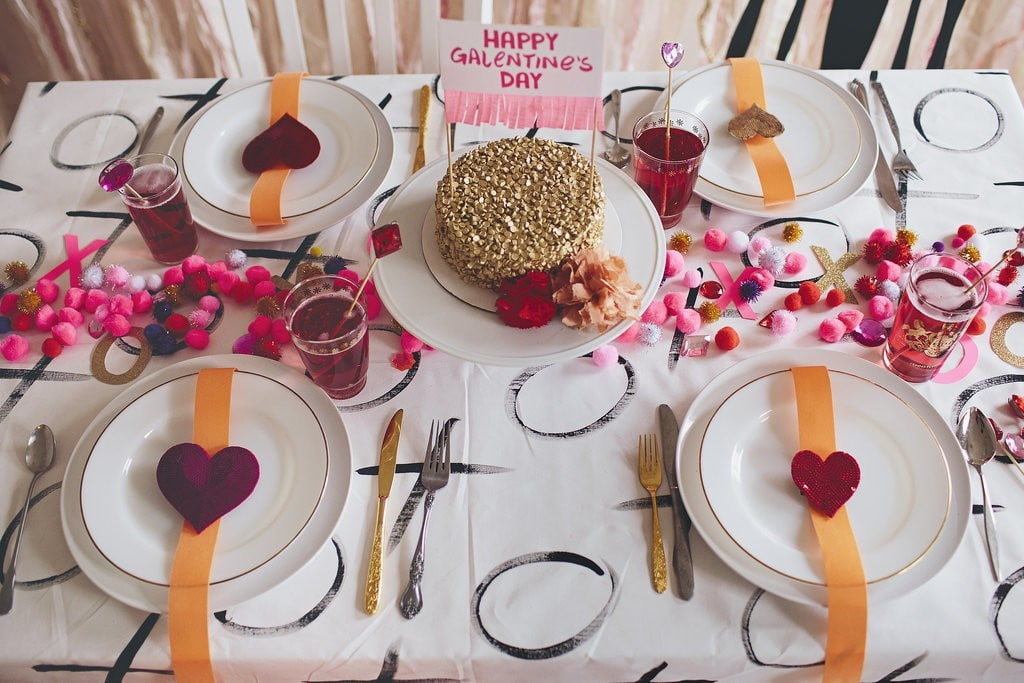 10 Party Ideas To Help You Throw An Epic Galentine S Day