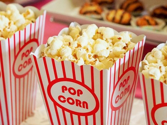 movie pop corn