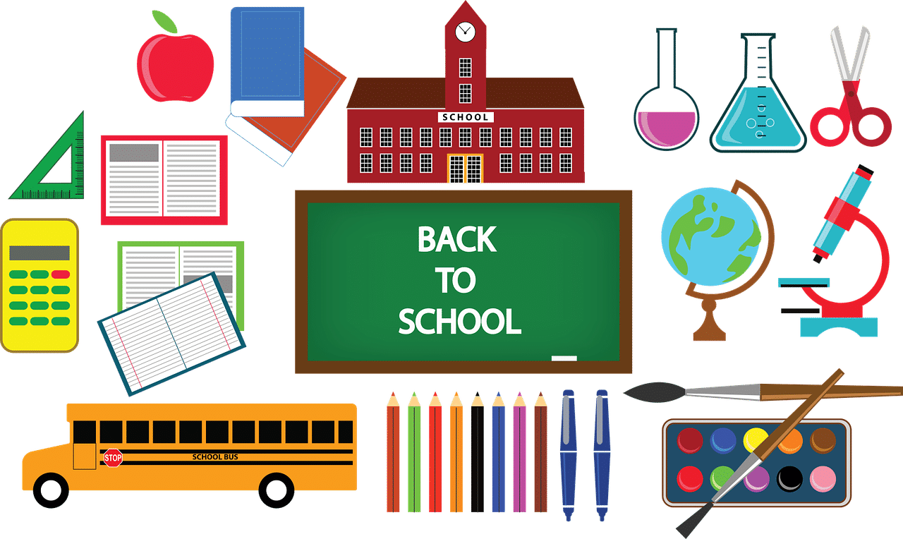 back-to-school-house-bus-supplies