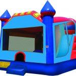 prince bounce house combo rental
