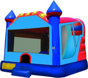 prince bounce house combo rental