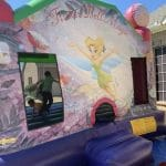 Tinker Bell Magic Bounce House inflatable rental