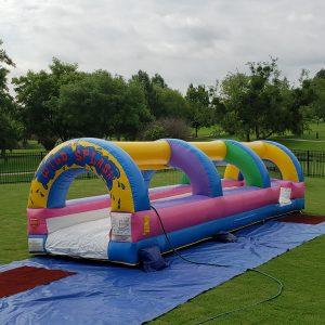 wild splash slip n slide rental